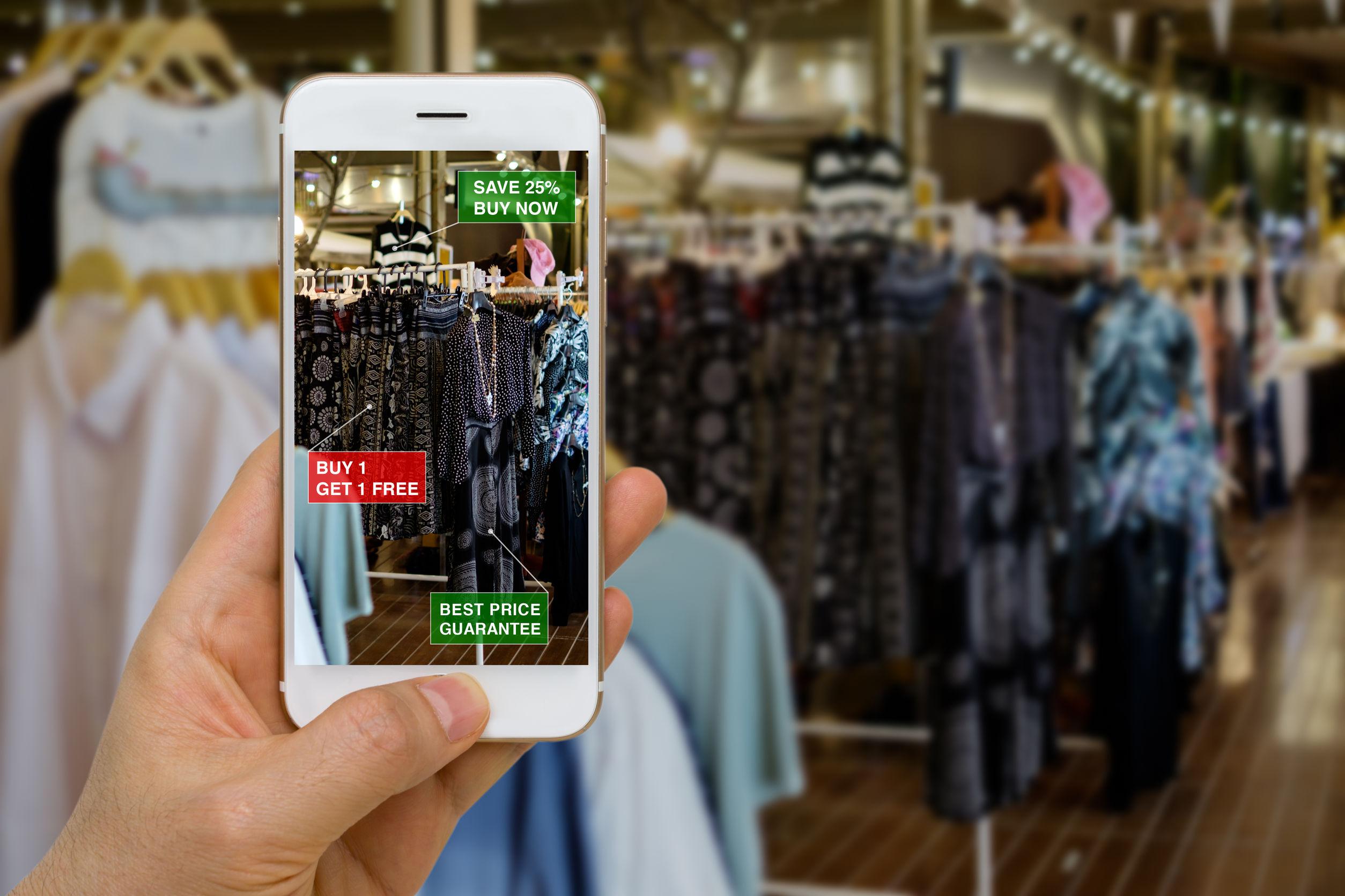 10 שימושים שונים במציאות רבודה (AR) לשיפור חווית הלקוח