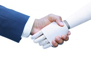 צוותים משולבים - אנושיים ורובוטיים