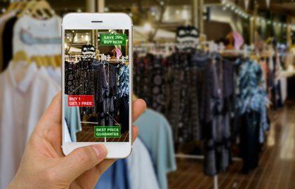 10 שימושים שונים ב- Augmented Reality לשיפור חווית הלקוח